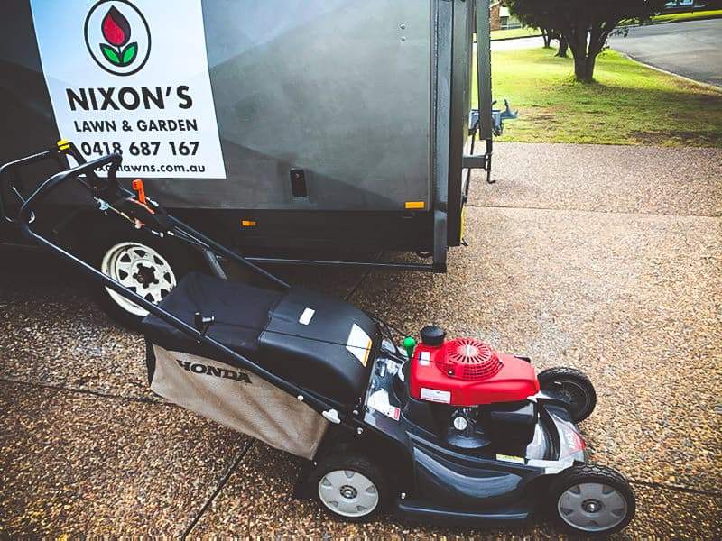 Lawn Mowing Hunter Valley