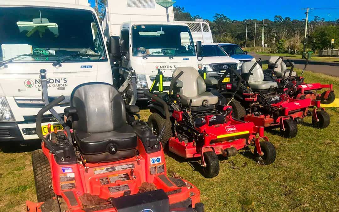 Nixon Lawn Mowing Newcastle, Edgeworth, Maitland, Lake Macquarie