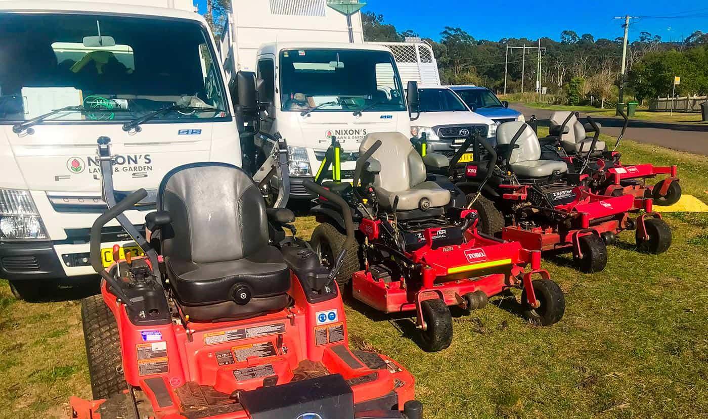 Nixon Lawn Mowing Newcastle, Edgeworth, Maitland, Lake Macquarie