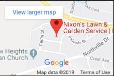 Lawn Mowing Newcastle - Nixon's Lawn & Garden Service